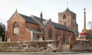 Baschurch All Saints Church