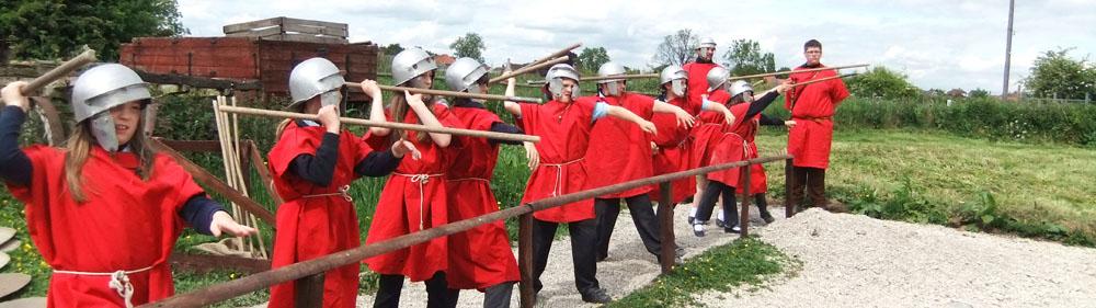 Baschurch Roman Army